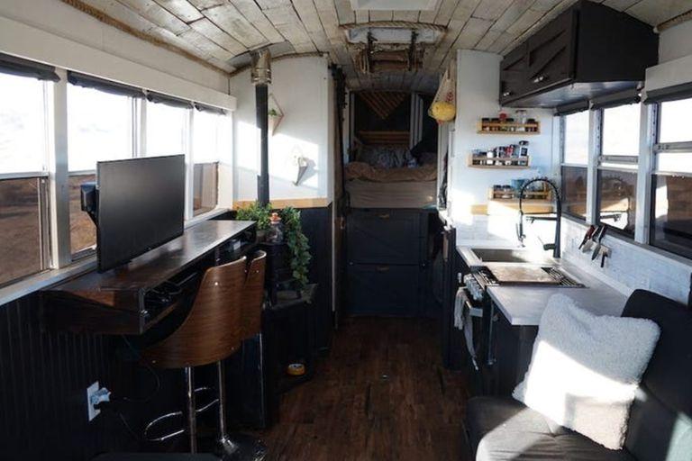 Renovación del color en el interior. Imagen: Insider