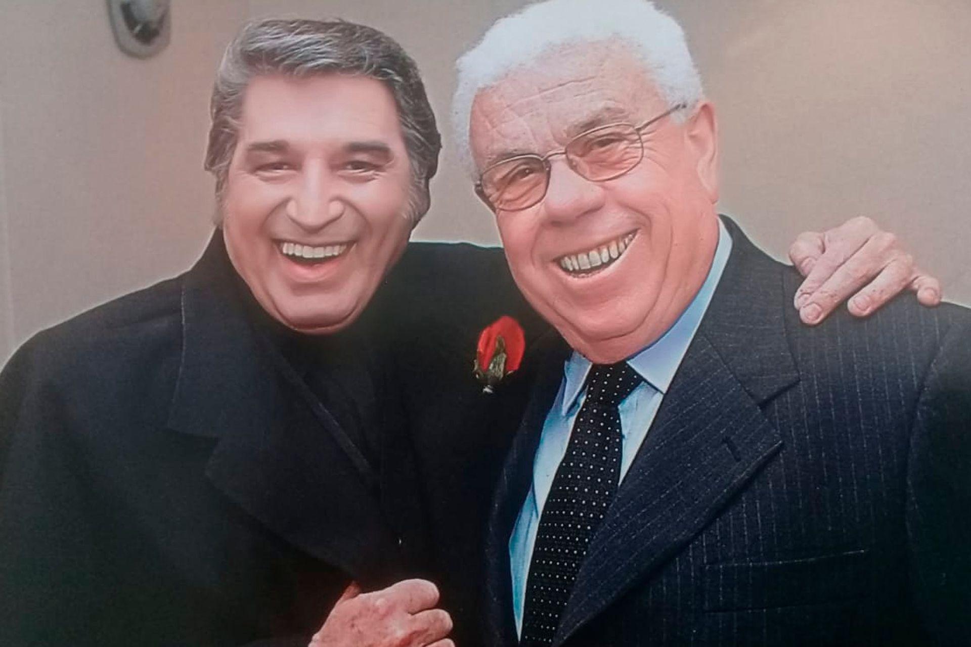 Aldo Aresi, el hombre que conoció todos los secretos de Sandro