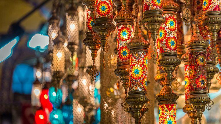 Los colores de Marrakech