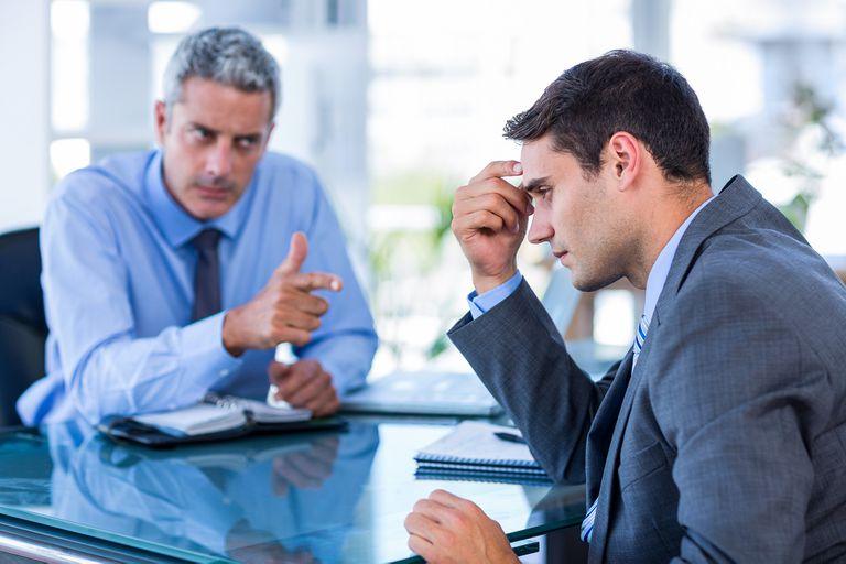 La política de la oficina. El tabú del que nadie quiere hablar