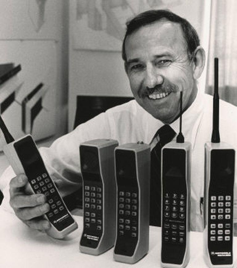 Rudy Krolopp, el diseñador industrial del primer modelo en Motorola