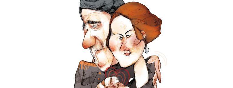 Margarita Weild y el general José María Paz: juntos para siempre