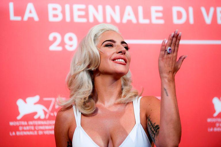 A los 32 años, Lady Gaga tiene su primer protagónico en cine