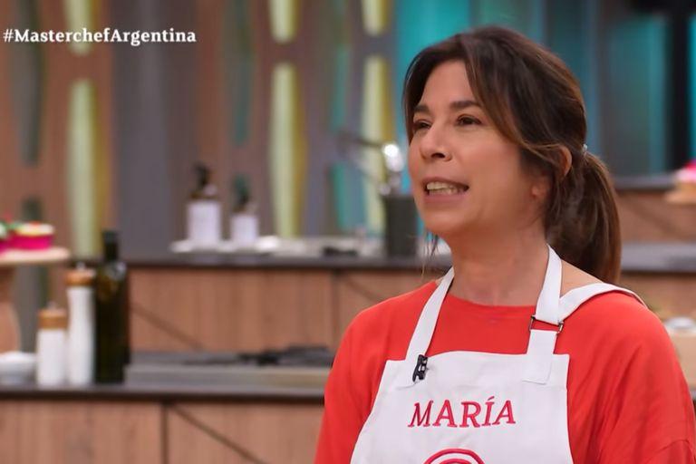 MasterChef Celebrity: el original homenaje de María O'Donnell a San Lorenzo