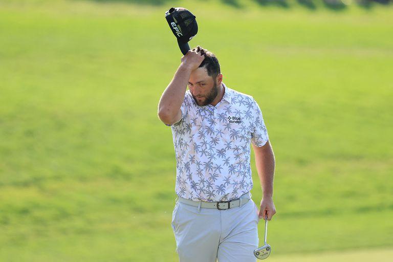 """Golf. Ganaba por 6 golpes, le dijeron """"tenés Covid"""" y se perdió US$1,6 millones"""