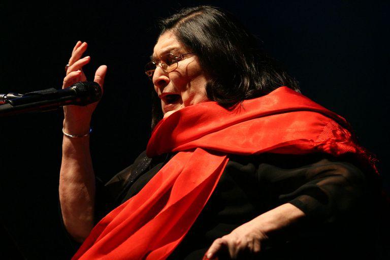 Se publicarán videoclips de la grabación de 'Cantora' de Mercedes Sosa