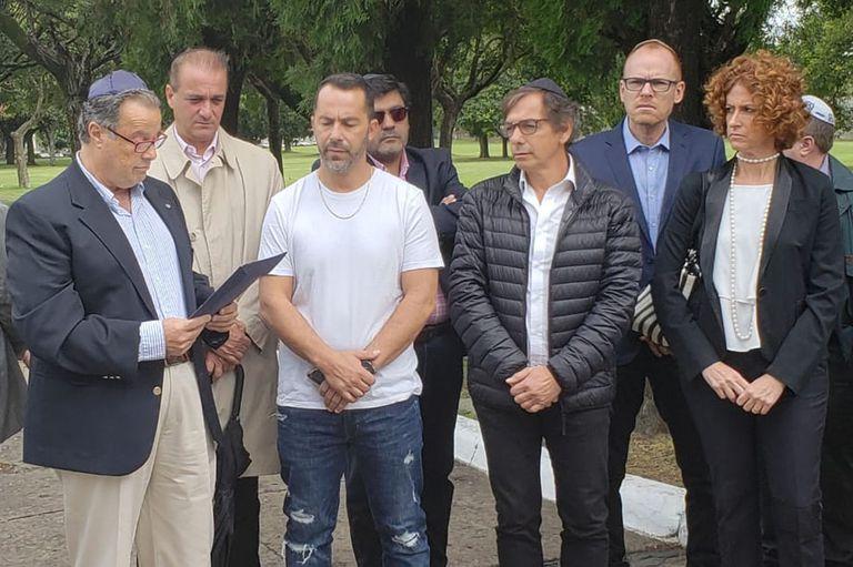Actos y renovados reclamos de justicia para recordar la muerte de Nisman
