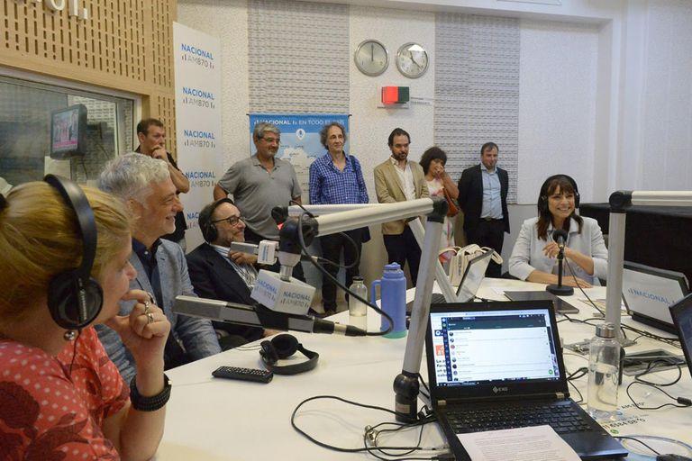 Las nuevas autoridades dialogaron con el programa de Radio Nacional, Verano 2020