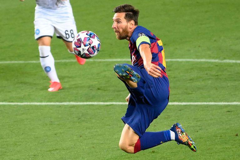 Messi: volvió con ganas, pero este flojo Barcelona lo necesita gigante en Lisboa