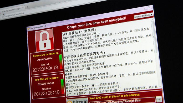 El ransomware WannaCry tuvo un impacto mundial