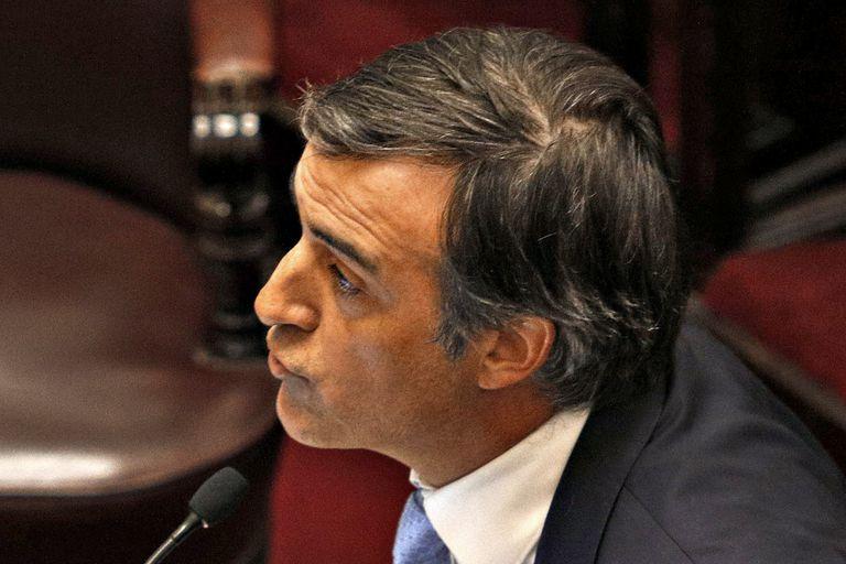 Esteban Bullrich en el Congreso