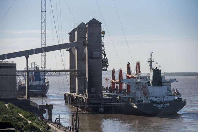 La bajante del río Paraná ocasionará pérdidas por US$315 millones al complejo agroindustrial