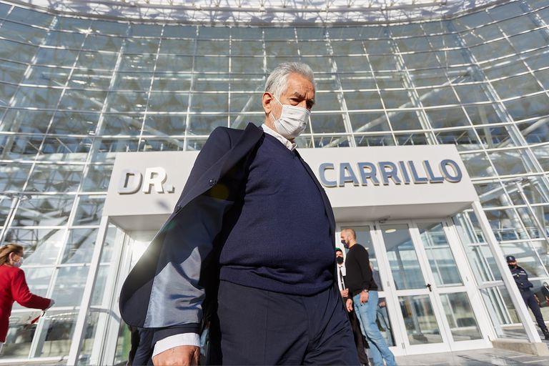 Prohíben a Rodríguez Saá repartir dinero, créditos y planes en campaña