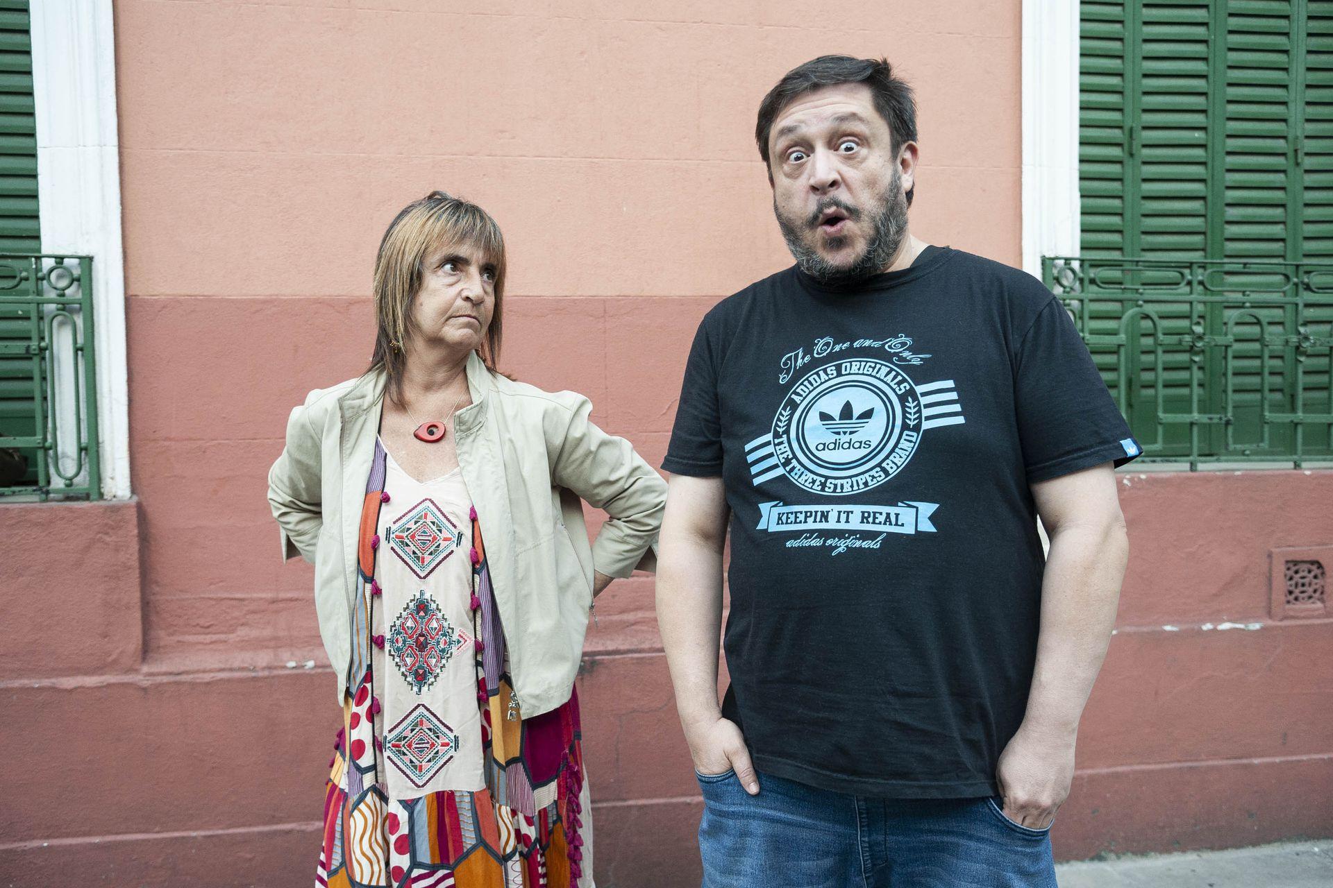 Fiorillo y Casciari hacen Algo podría salir mal, una obra con características inusuales que se estrenará este lunes 8 de febrero en Timbre 4