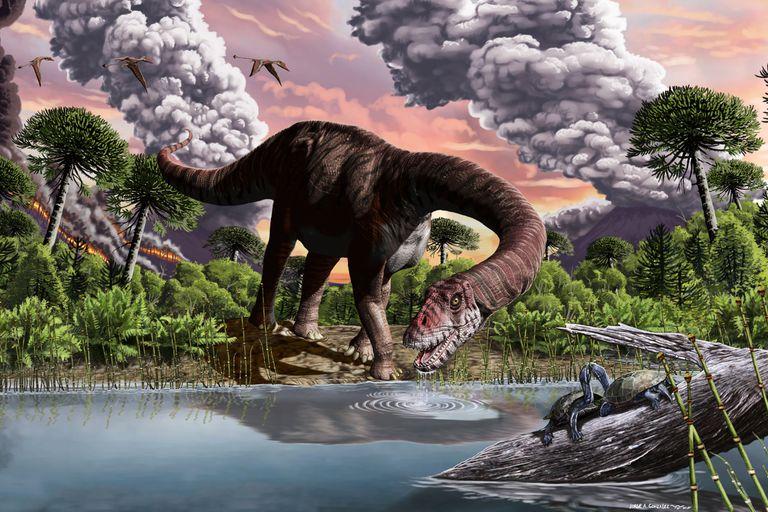 Es difícil evaluar la diversidad de dinosaurios debido a lagunas en el registro fósil