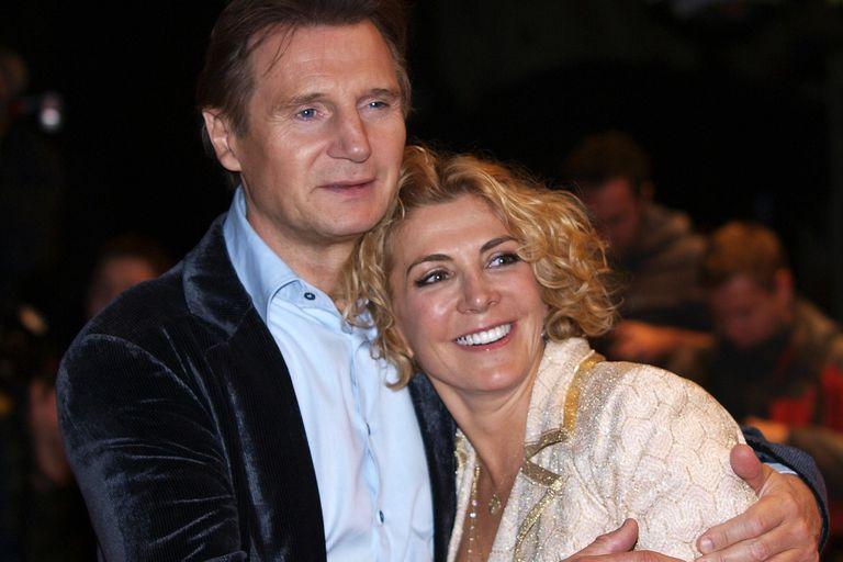 Richardson y Neeson: un amor que conoció la felicidad y terminó en tragedia