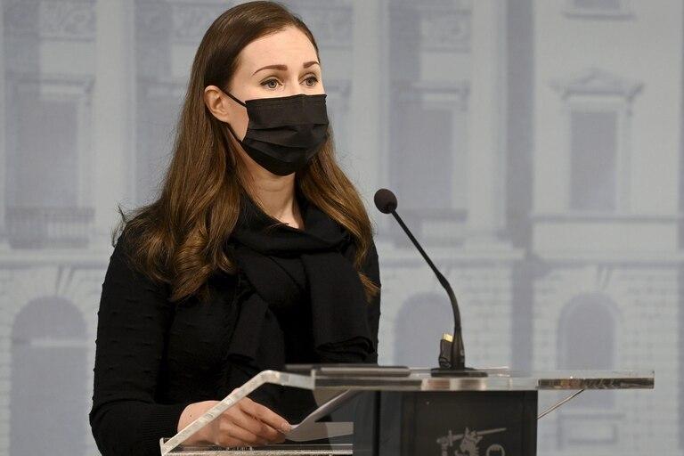 Sanna Marin, Primera Ministra de Finlandia