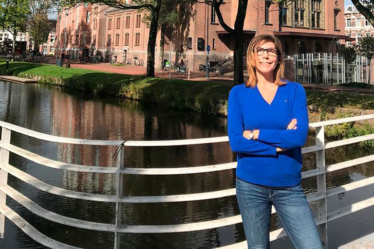 Paula Lima: la argentina que busca crear un puente teatral con Holanda