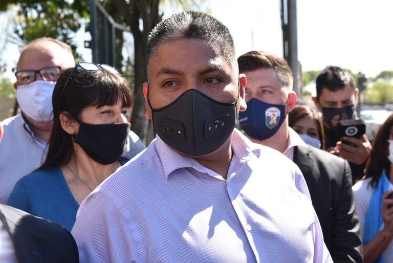 Luis Chocobar es juzgado por homicidio por exceso en el cumplimiento del deber