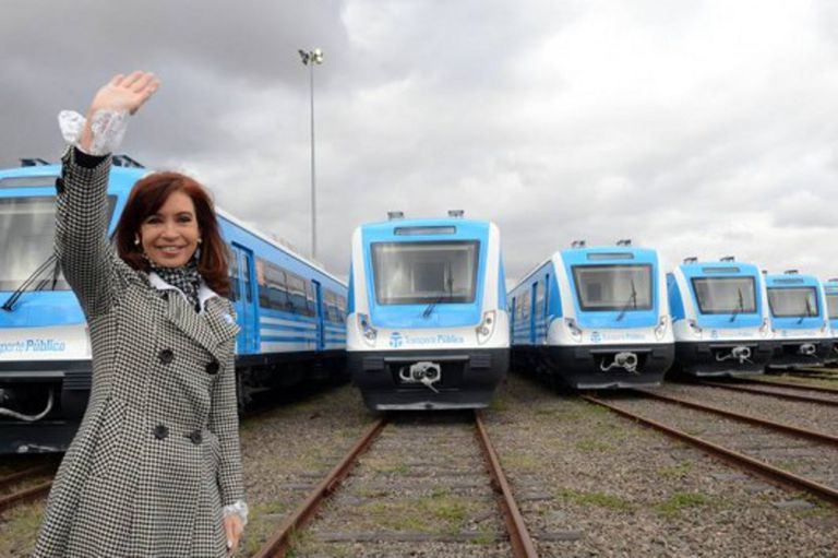 Solo por los subsidios a los trenes, los sobornos superaron los US$300 millones
