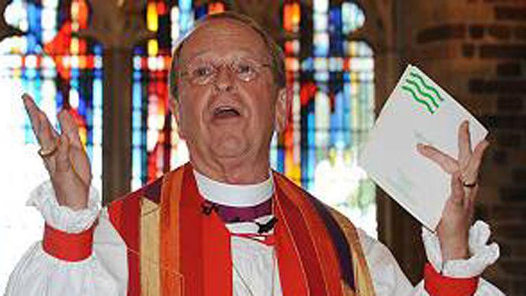 Gene Robinson le escribió al Papa después de que se conoció del malestar del Vaticano por su invitación a la ceremonia de bienvenida