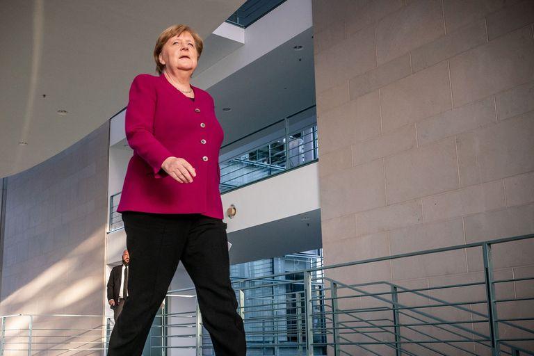 El renacimiento de Merkel, la canciller científica que encandila al mundo
