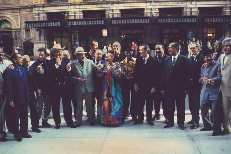 Buena Vista Social Club: todo el elenco reunido para el concierto en el Carnegie Hall