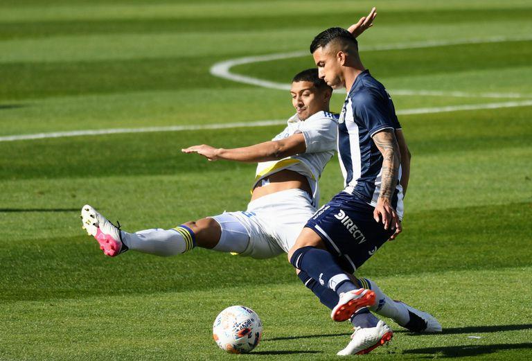 Talleres vs. Boca, en Córdoba, por la 4° fecha del Torneo 2021