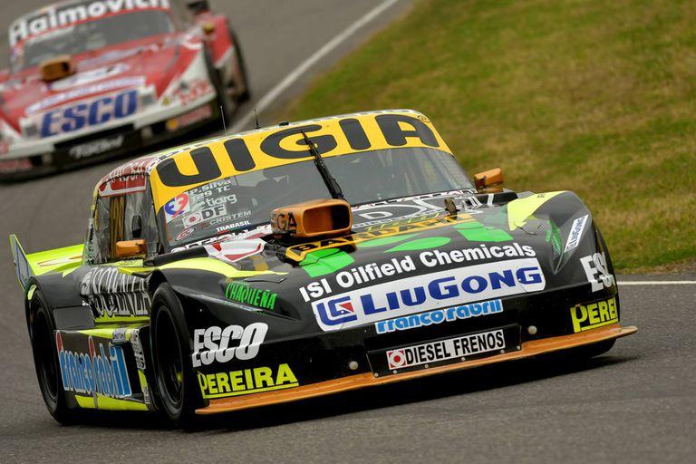 Luego de 4 años, el Pato Silva obtuvo una pole en el TC, que se corre en Rafaela