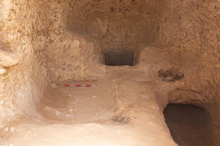 Cada una de las tumbas tiene su particular estructura arquitectónica