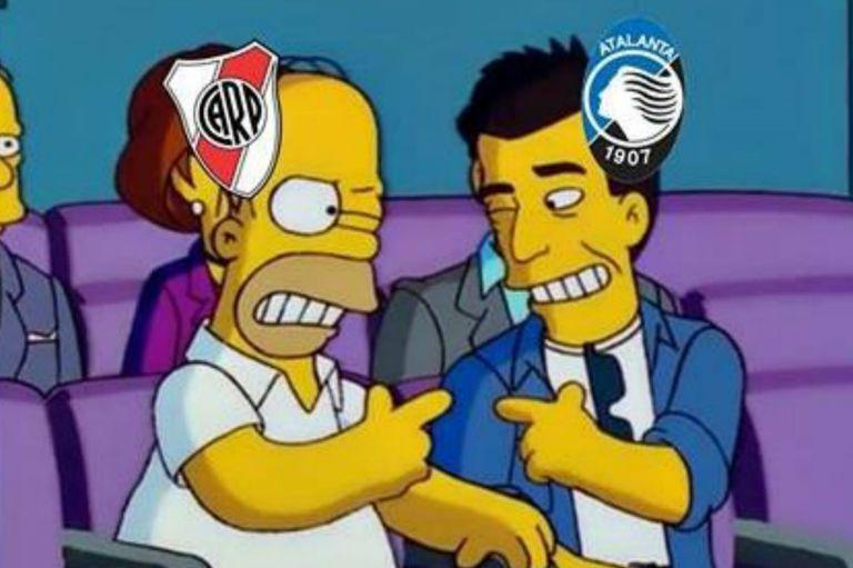 Redes: los memes que comparan el final de Atalanta-PSG con Flamengo-River