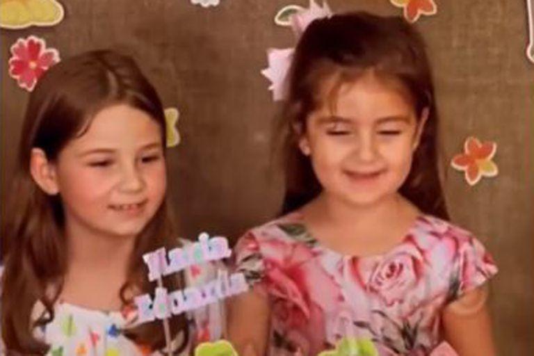 Cómo fue el festejo de cumpleaños de las hermanas detrás de una historia viral