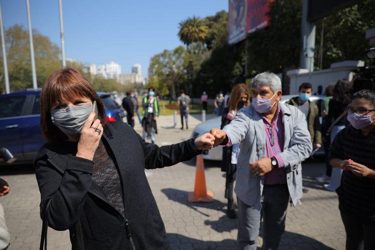 Bullrich calificó la gestión de Manzur en Tucumán para cuestionar al nuevo jefe de Gabinete