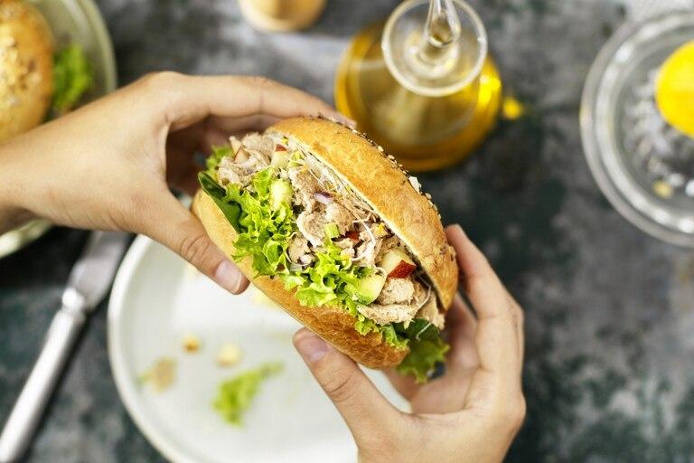 La carne falsa de atún de Nestlé está lista para consumir y está basada en seis ingredientes de origen vegetal