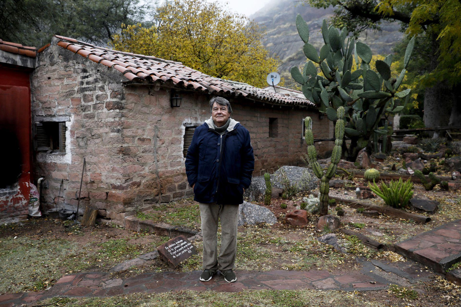 Roberto el Coya Chavero, hijo de Atahualpa Yupanqui