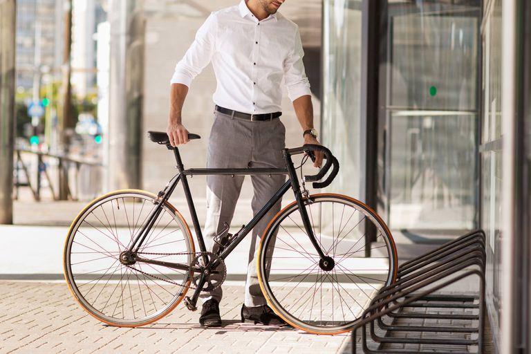 Incentivar a los empleados a trasladarse en bicicleta y generar espacios de estacionamiento para que las dejen al entrar a trabajar