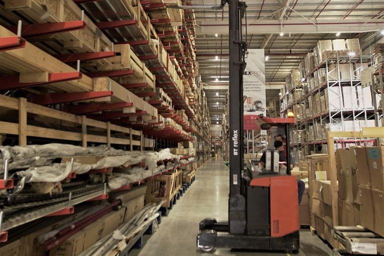 Robotización de procesos de logística