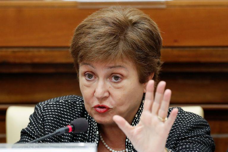 Cambios en el FMI: Georgieva nombró a una africana como subdirectora gerente