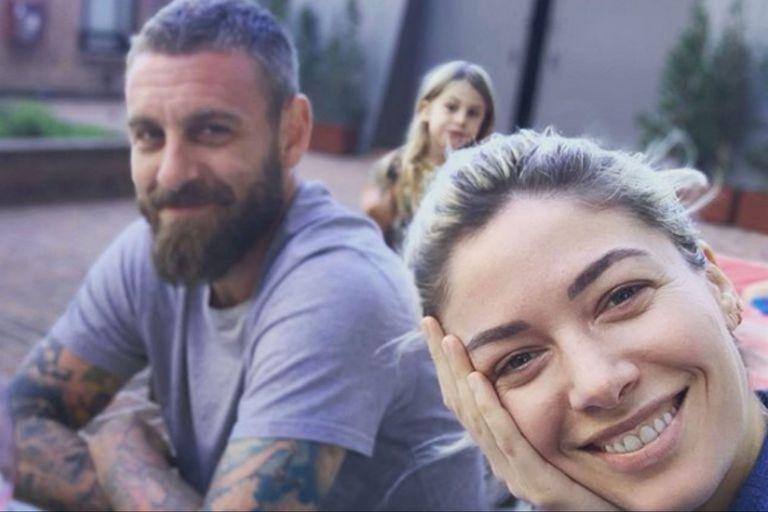 El adiós. El emotivo mensaje de la pareja de De Rossi sobre Boca y la Argentina