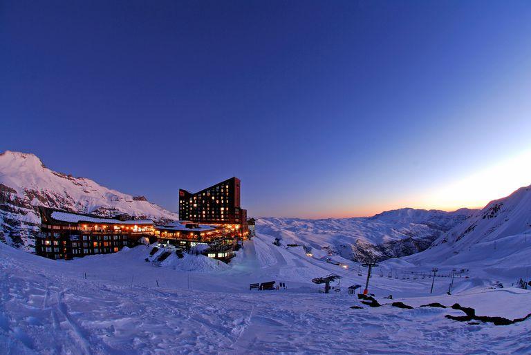 Valle Nevado, en Chile