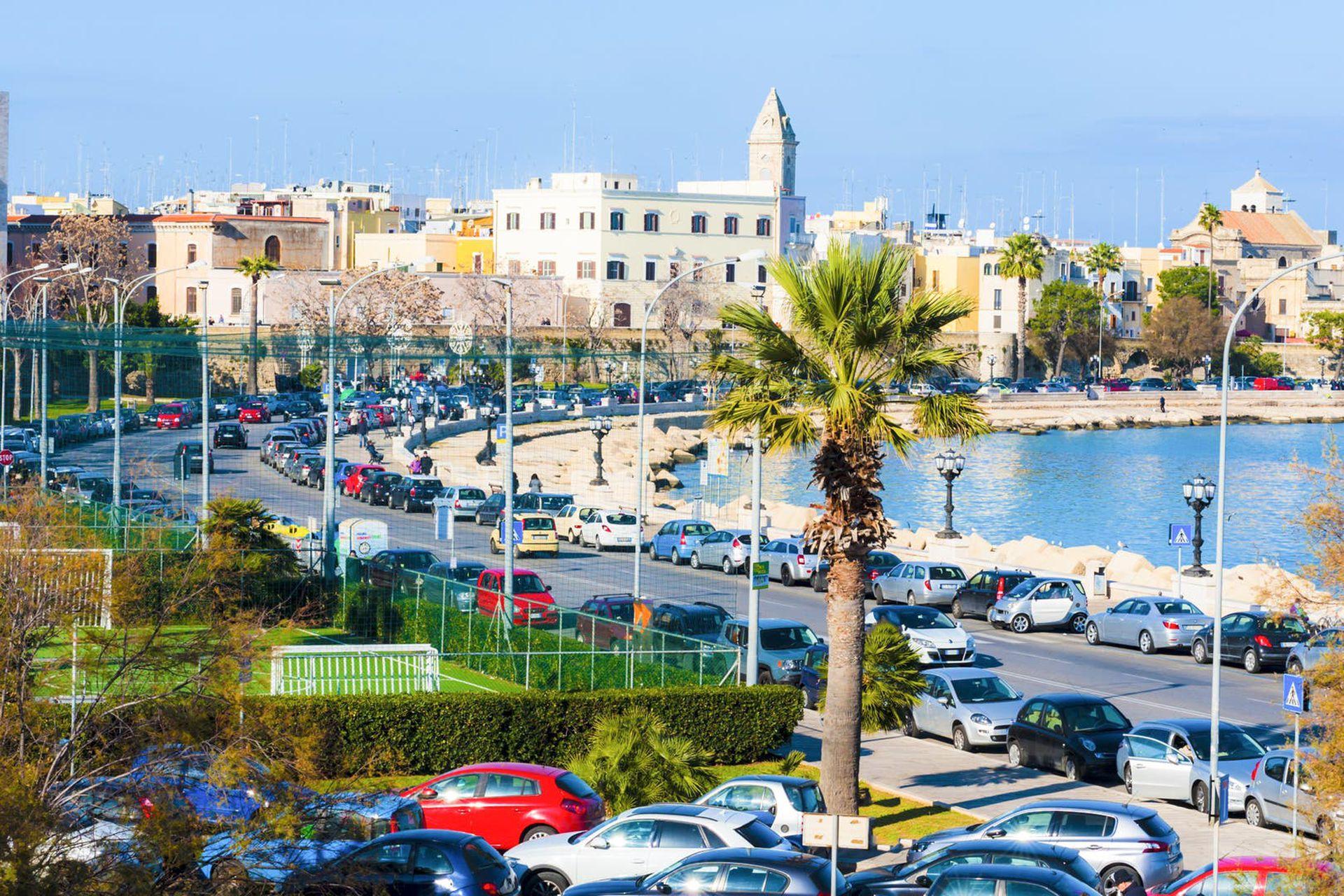 Bari, la ciudad más importante de la región.