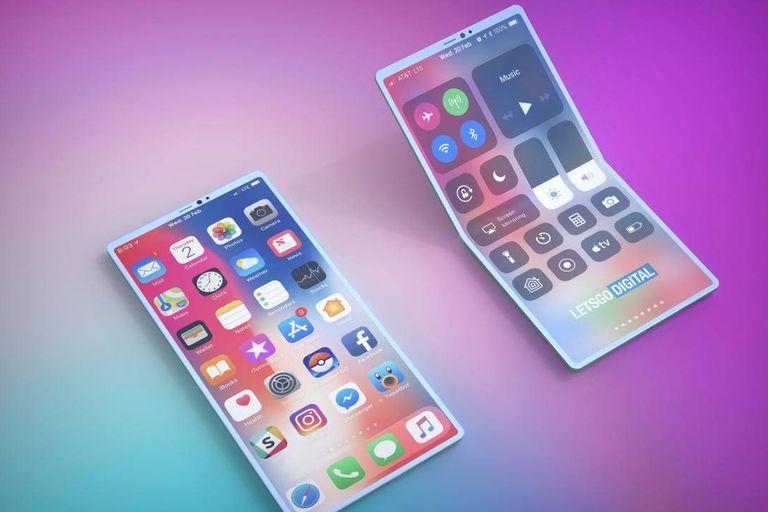 iPhone plegable: llegará en 2023, según los últimos rumores