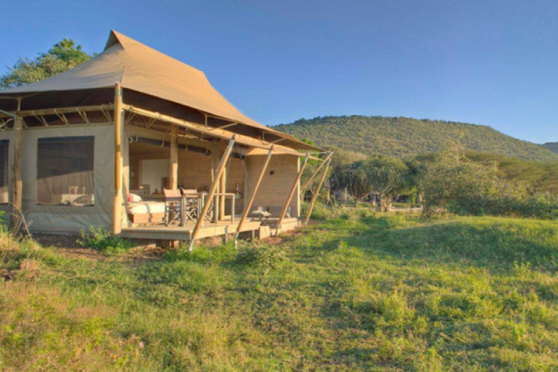 Keyond Kichwa Tembo Tented Camp