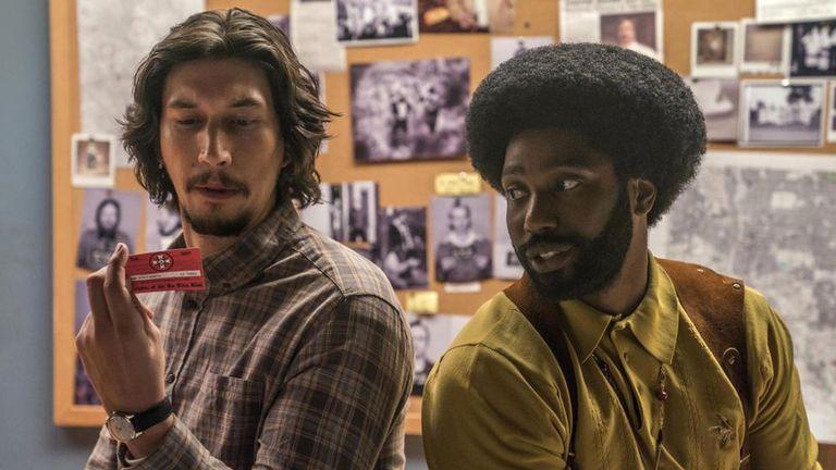 """Para Emma Jones, """"Infiltrado en el KKK"""" es la mejor película de Spike Lee de los últimos años."""