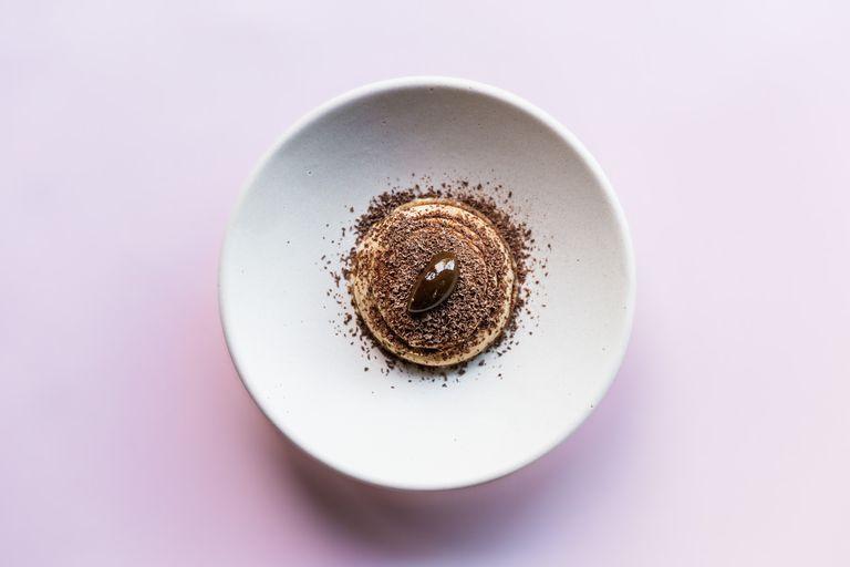 Cheesecake de dulce de leche vegano