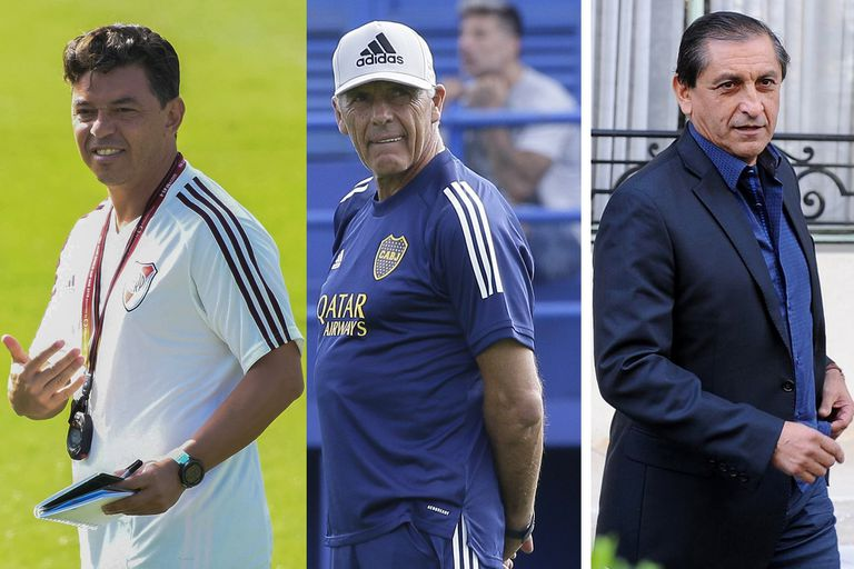 Copa Libertadores: el desfile de los técnicos, con 15 argentinos por la gloria