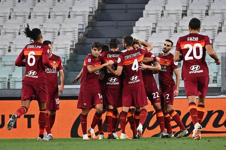 Roma se clasificó a la ronda de grupos de la Europa League
