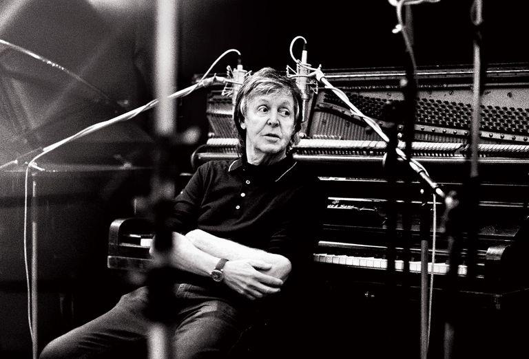 Paul McCartney volvió a casa: su paso por Abbey Road para grabar su último disco