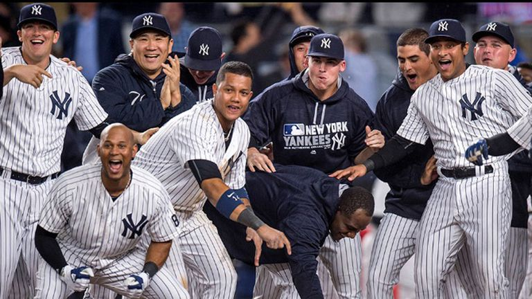 El equipo que más mueve el mercado: New York Yankees del béisbol