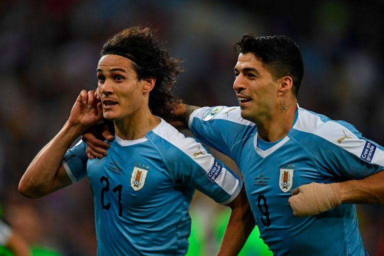 """""""No tenemos voz ni voto"""": Suárez y Cavani, contra la Copa América"""